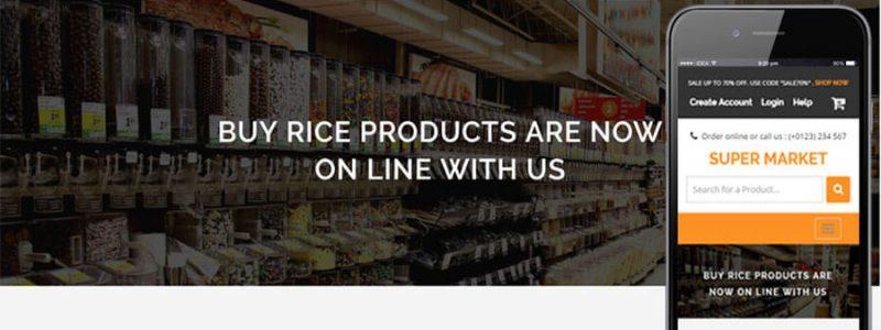 Cửa hàng online - trang web thương mại điện tử