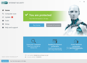 Phần mềm ESET Smart Security