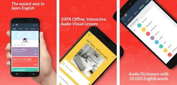 Apps học tiếng anh miễn phí Hello English