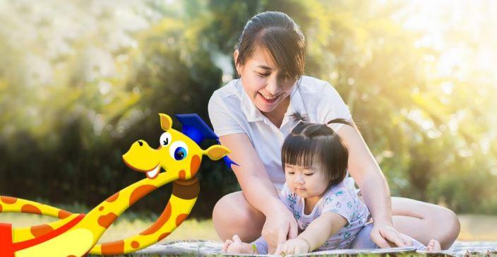 Top 10 ứng dụng nuôi con