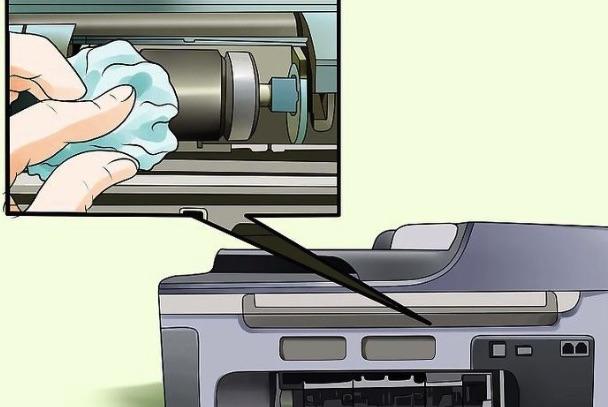 Thường xuyên vệ sinh máy in