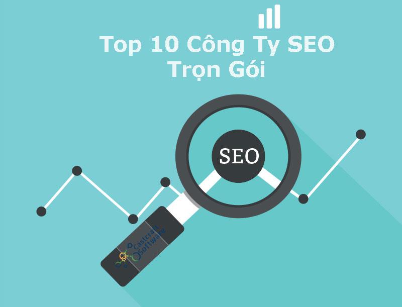 Top 10 công ty SEO trọn gói.