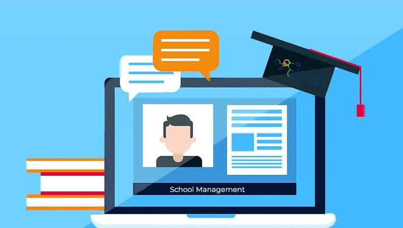 Phần mềm quản lý trường học có vai trò quan trọng