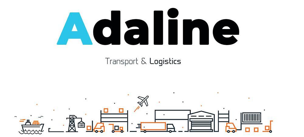 Phần mềm logistics hàng hóa Adiline