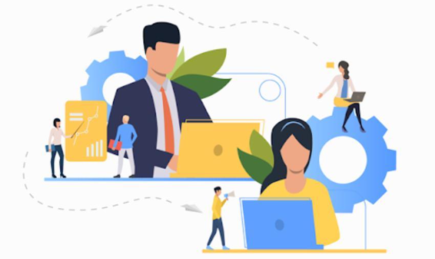 Phần mềm CRM quản lý nhân sự