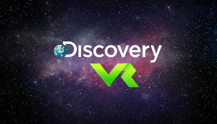 Discovery VR - Ứng dụng xem VR cho người thích khám phá