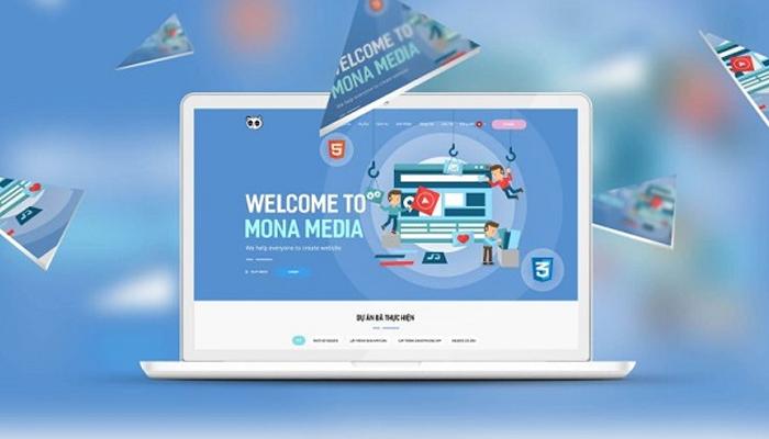 Phần mềm quản lý bán hàng online - Mona Media