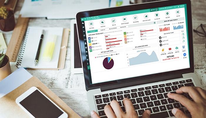 Tại sao nên dùng phần mềm quản lý bán hàng online?