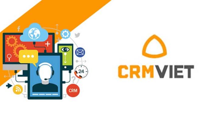 Ứng dụng quản lý bán hàng trực tuyến - CRMViet